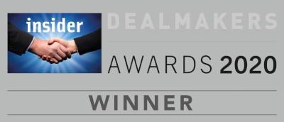 Dealmakers Awards 2020 Winners Logo